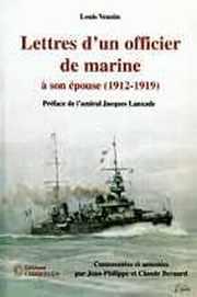 Couverture du livre : Lettres d'un officier de marine