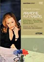 Coffret DVD Ariane à Naxos