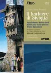 Coffret du DVD Le Barbier de Séville