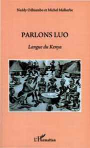 Couverture du livre : Parlons LUO