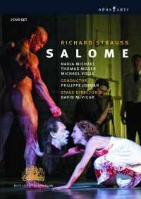 Coffret DVD de Salomé