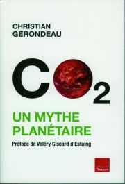 Couverture du livre : CO2 un mythe planétaire