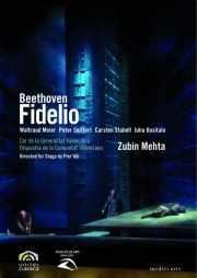 Coffret DVD Beethoven Fidelio