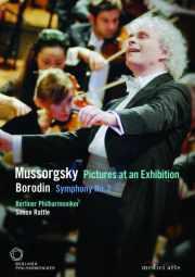 Coffret du DVD Moussorgsky et Borodine