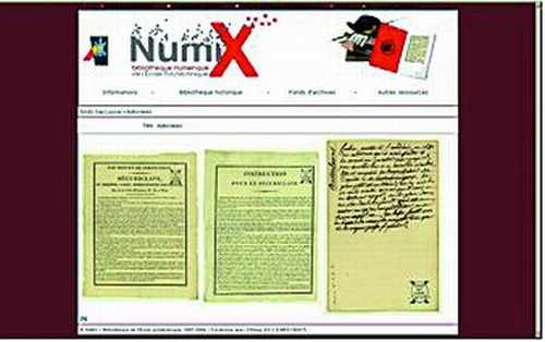 Site Numix
