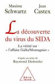 Couverture du livre : la découverte du virus du SIDA