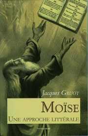 Couverture du livre de Moïse
