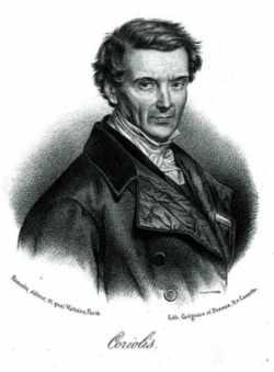 Portrait de Coriolis