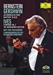 Coffret du DVD de Léonard BERNSTEIN