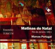 Coffret du CD Matinas do Natal