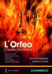 Coffret Opéra ORFEO par les Arts Florissants