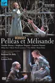 Coffret du DVD de Debussy : Pelléas et Mélisandre