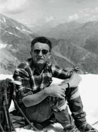 Jacques Gallois, alpiniste