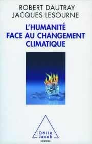 Couverture du livre : L'humanité face au changement climatique