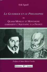 Couverture du livre : Le guerrier et le philosophe