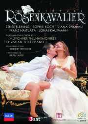 Coffret DVD du Chevalier à la rose