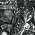 Melencolia d'Albrecht Dürer.