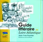 Couverture du livre : Guide Littéraire Loire Atlantique