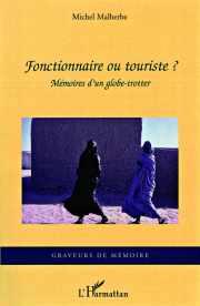 Couverture du livre : Fonctionnaire ou touriste ?