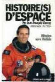 Couverture du livre : Histoire(s) d'espace