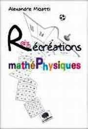 Couverture du livre : MathePhysiques