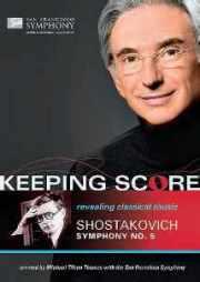 Coffret du DVD Keeping Score