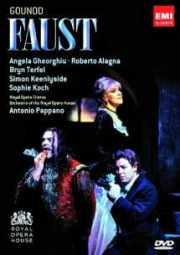 Coffret du DVD de Faust