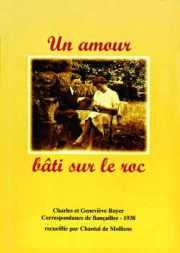 Couverture du livre : Un amour bâti sur le roc