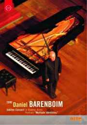 Coffret DVD Jubilé Barenboïm