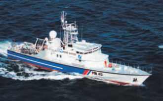 Vedette des Affaires maritimes.