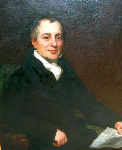 Portrait de David RICARDO