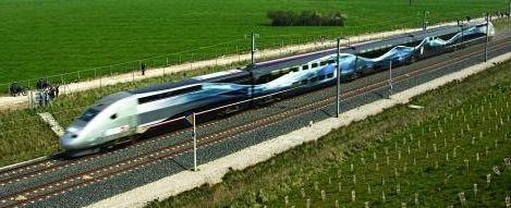 Rame TGV