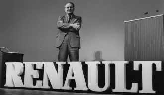 Georges BESSE et Renault