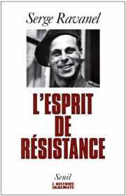 Livre : L'esprit de résistance