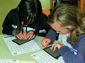 Initiation au braille