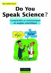 Couverture du livre : Do you speak science