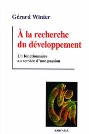 Couverture du livre : A la recherche du développement