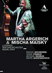 Martha Argerich & Mischa Maisky en concert