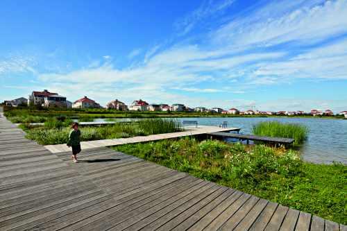 Parc urbain de Bussy-Saint-Georges