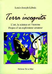 Couverture du livre Terra Incognita