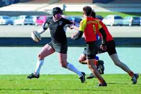 Rugby à l'école polytechnique