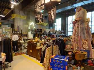Bazar d'Emmaüs
