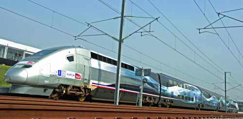 Le TGV du record