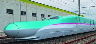TGV E5 (Japon)