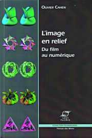 Couverture du livre : L'image en relief