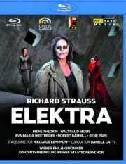 Coffret du DVD ELEKTRA de Richard STRAUSS