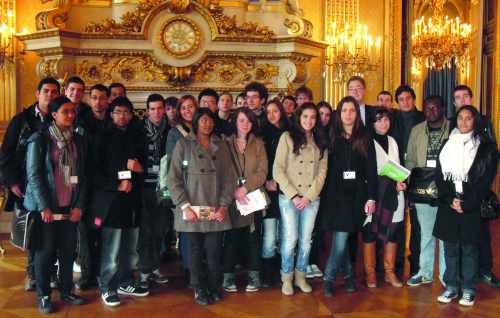 Ateliers culturels au Ministère des Affaires étrangères
