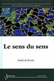 Couverture du livre : Le sens du sens