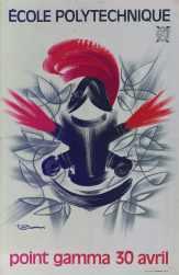Affiche Point GAMMA 1966