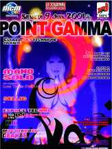 Affiche Point GAMMA 2001